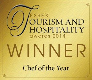 Essex Tourism 2014 Winner_Chef of the Year
